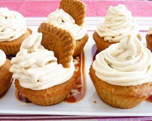 Cupcakes spéculoos