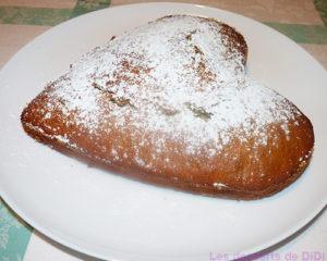Gâteau aux pistaches
