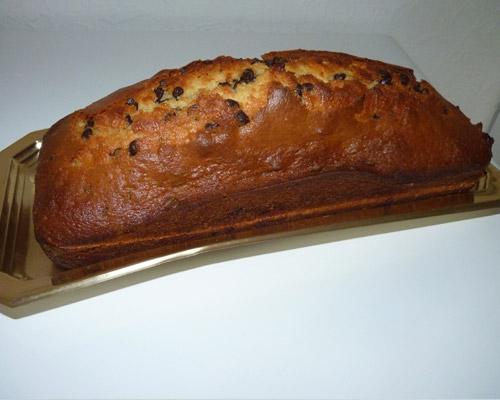 Gâteau pépites de chocolat