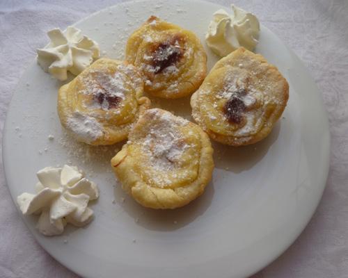 Les pasteis de nata de DiDi.